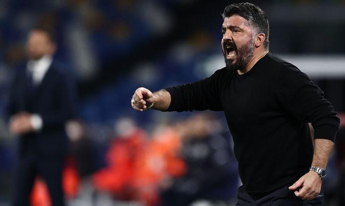 Гаттузо: Какой смысл Наполи выходить в следующий раунд Лиги Европы, если нам некем играть?