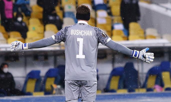 Леоненко о матче Десна - Динамо: Точно такой же гол Бущан пропустил и от Брюгге. Это ошибка голкипера