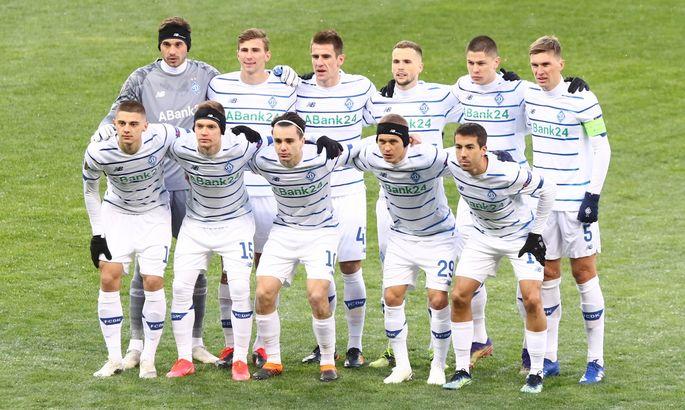 Циганков провів 175-й матч за Динамо, у Луческу вже 25 поєдинків на чолі команди