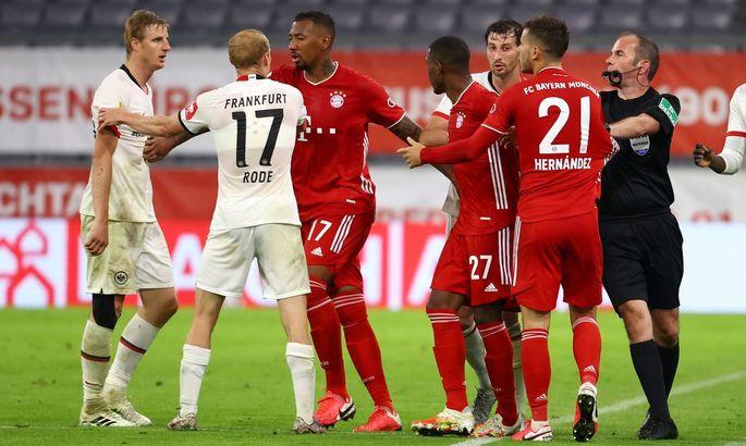 Айнтрахт - Бавария. Анонс и прогноз на матч Бундеслиги