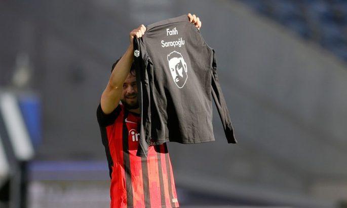 Бундеслига. Айнтрахт - Бавария 2:1. Возвращение чемпионской интриги?