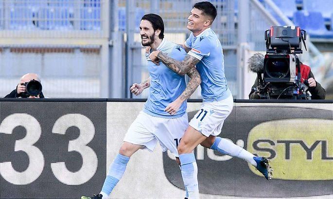 С уважением. Лацио - Сампдория 1:0. Видео гола и обзор матча