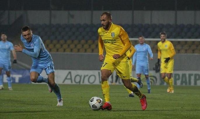 ЗМІ: Дніпро-1 розглядає варіант з орендою футболіста Динамо