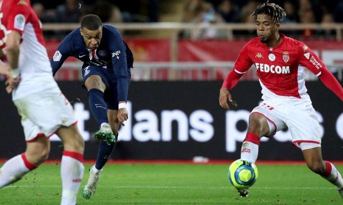 В ожидании реванша. ПСЖ - Монако. Анонс и прогноз на матч Лиги 1
