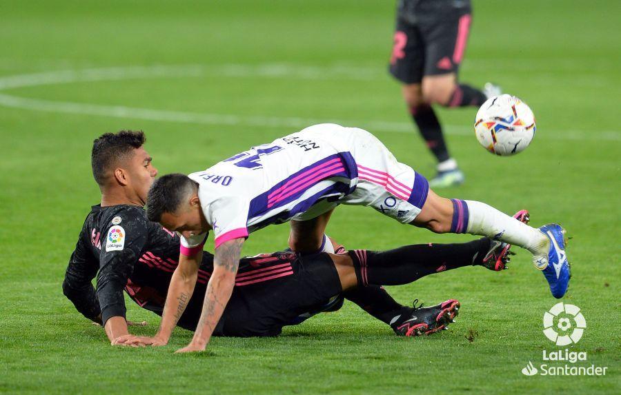 Прімера. 24-й тур. Вальядолід - Реал 0:1. Бензема не зможе - Каземіро допоможе - изображение 3