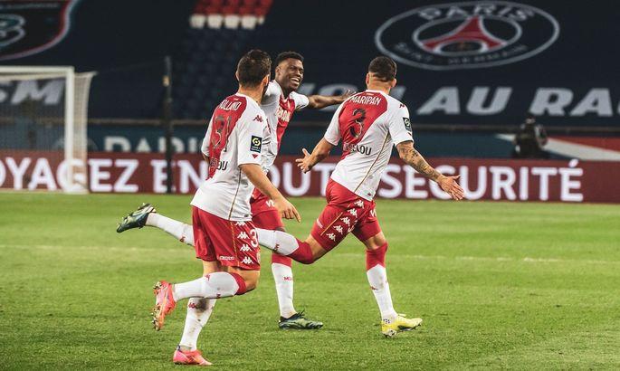 Ліга 1. ПСЖ - Монако 0:2. Похмілля після Барселони