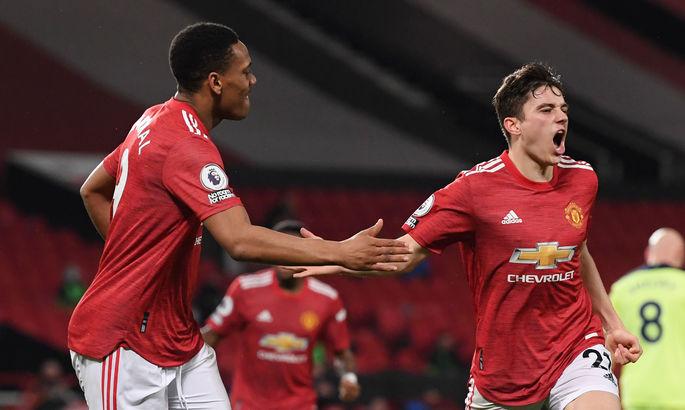 Манчестер Юнайтед - Ньюкасл 3:1. Видео голов и обзор матча