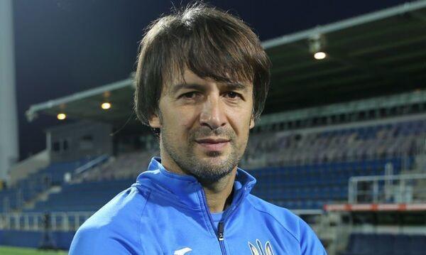 Шовковский может возглавить клуб Первой лиги - источник