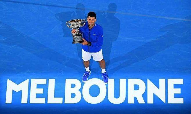 Король Мельбурна. Как Джокович стал главной звездой в истории Australian Open