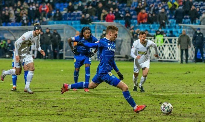 Циганков забив 70-й гол за Динамо і зрівнявся з Діого Рінконом