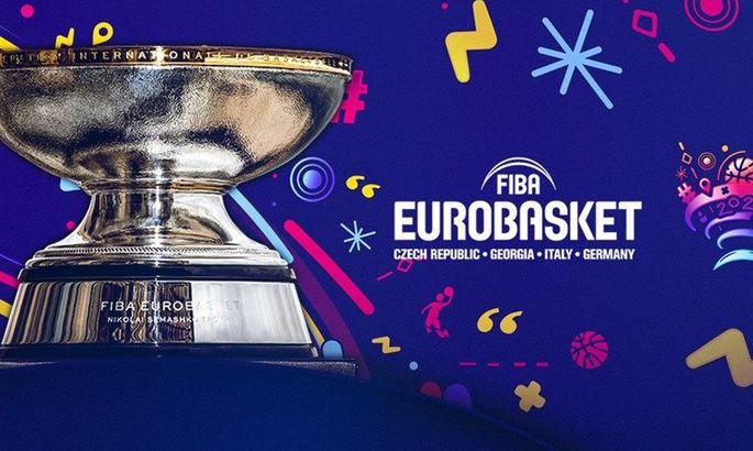 Определились все участники Евробаскета-2022