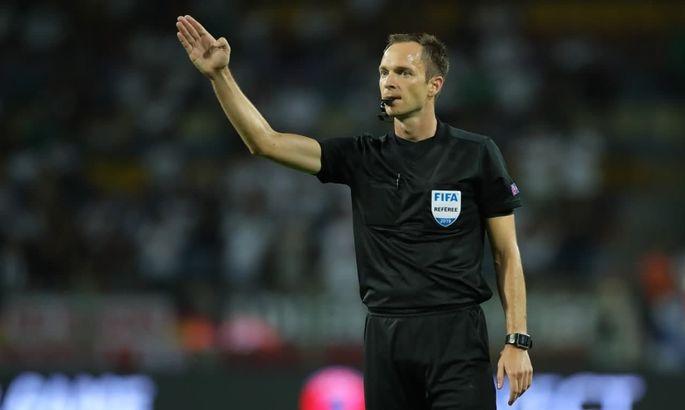 На матч Шахтер - Реал назначен арбитр, который работал на финале четырех Лиги Наций