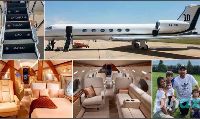 Президенту Аргентини довелося орендувати літак Ліонеля Мессі