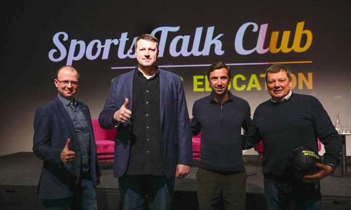 Експерти Sport Talk Club розповіли, як спортсменам влаштувати своє життя після завершення кар'єри