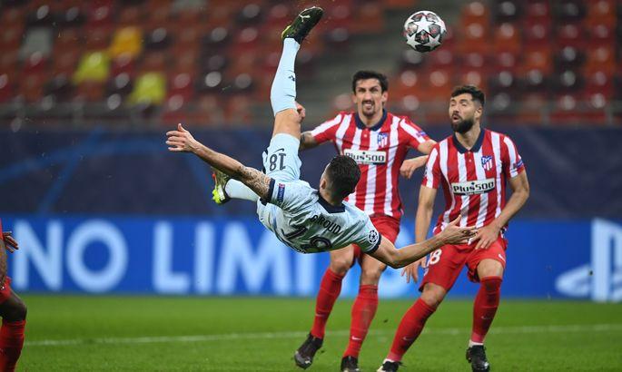 Атлетико – Челси 0:1. Видео гола и обзор матча