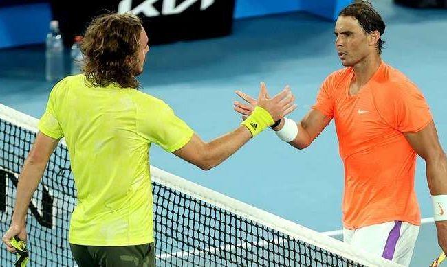 Камбэк Циципаса против Надаля и еще пять топ-матчей Australian Open-2021