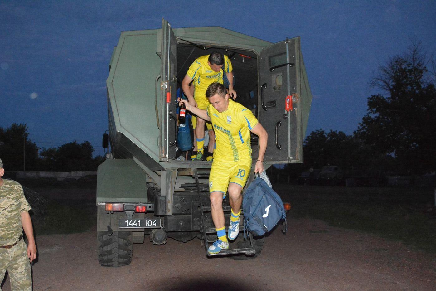 Собуцкий: Звезда сборной ветеранов взойдет на Донбасс-Арене. Задача сложная, но мы верим в ее осуществление - изображение 1