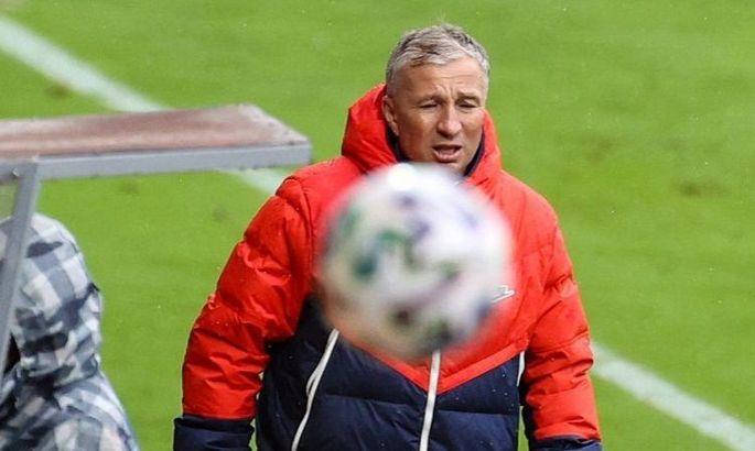 Днепр-1 хочет пригласить известного румынского тренера
