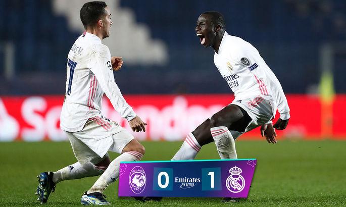 Аталанта – Реал 0:1. Огляд матчу, відео голу