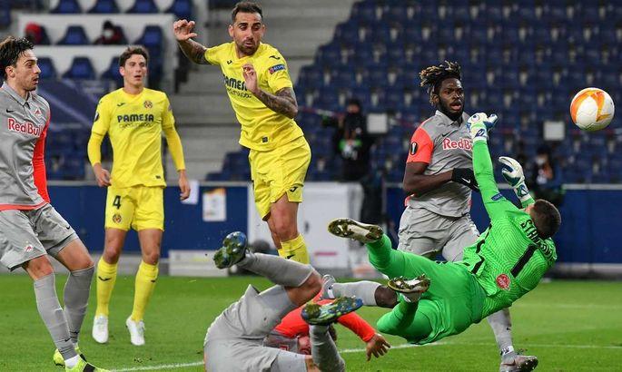 Вильярреал - Зальцбург: Анонс и прогноз матча Лиги Европы