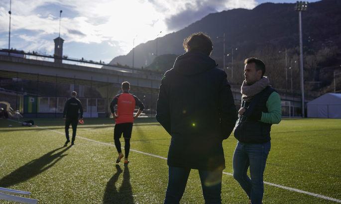 Андорра Жерара Пике рвется во второй дивизион. У клуба отличное финансирование и мощные амбиции