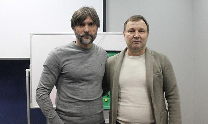 Официально. Калитвинцев назначен главным тренером Олимпика