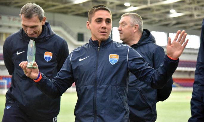 Мариуполь объявил имя лучшего игрока команды 2020 года