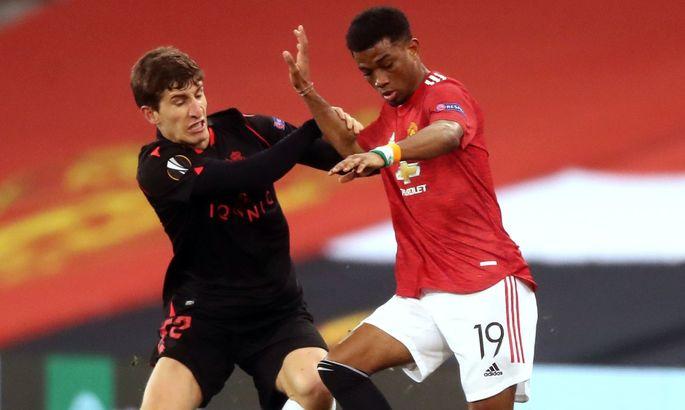 Манчестер Юнайтед - Реал Сосьедад 0:0. Матч нереализованных возможностей - изображение 1