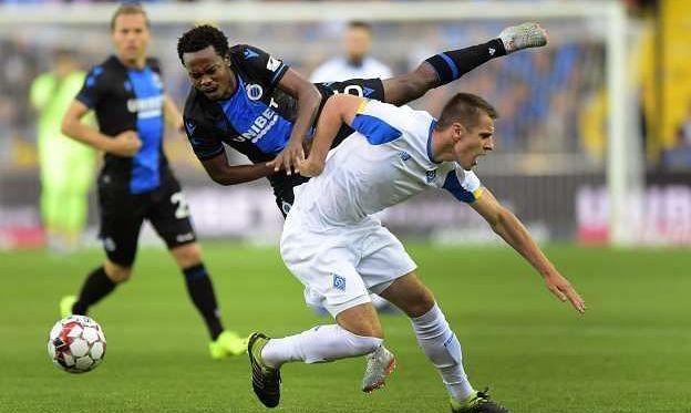 Динамо Киев разрушает европейскую мечту Брюгге. Обзор бельгийской прессы после матча ЛЕ