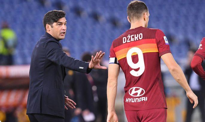 Фонсека рассказал о травме Джеко, проходе Браги в Лиге Европы и встрече с Миланом в Серии А