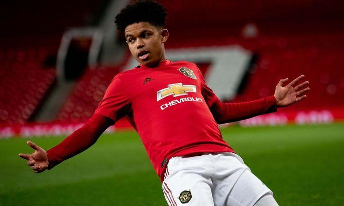 Только дебютировал в АПЛ – и вот: 17-летний Шортайр – самый молодой игрок МЮ в еврокубках