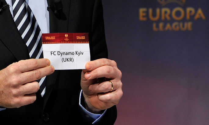 Динамо и Шахтер узнали соперников в 1/8 финала Лиги Европы