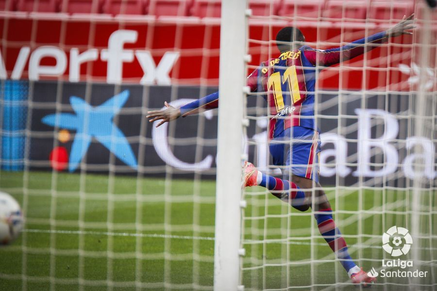 Прімера. 25-й тур. Севілья - Барселона 0:2. Каталонський орієнтир - изображение 2