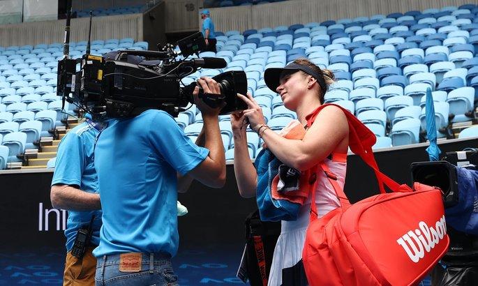 Світоліна отримала перший номер посіву на турнірі в Досі