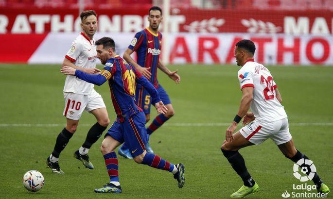 Реванш, но не месть. Севилья - Барселона 0:2. Обзор матча и видео голов
