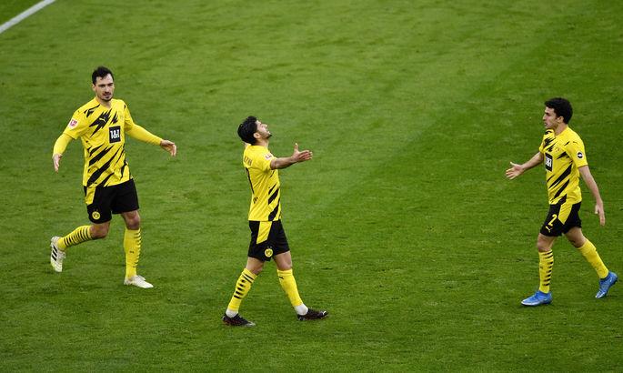 Боруссия Дортмунд – Арминия 3:0. Обзор матча и видео голов