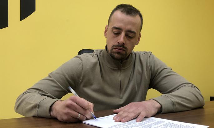 Евгений Коваленко назначен главным тренером Буковины