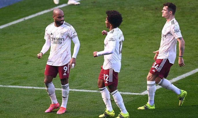 Камбэк. Лестер - Арсенал 1:3. Видео голов и обзор матча