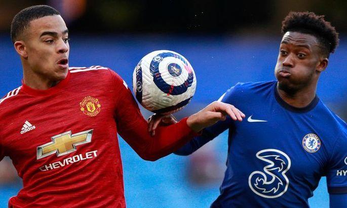 Челсі - Манчестер Юнайтед 0:0. О - означає обережність
