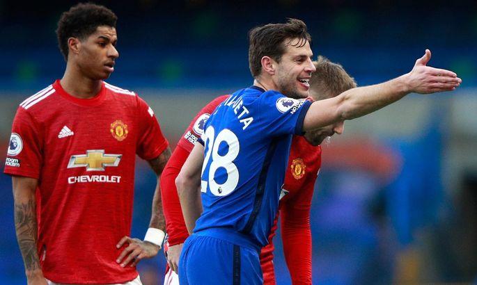 Челсі - Манчестер Юнайтед 0:0. О - означає обережність - изображение 1