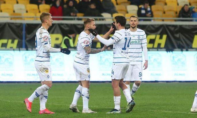 Динамо укрепляет лидерство, Заря приближается к Шахтёру. Турнирная таблица УПЛ 2020/21