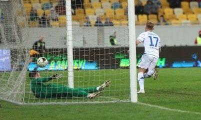 ВИДЕО, как Леднев забил дебютный гол за Динамо