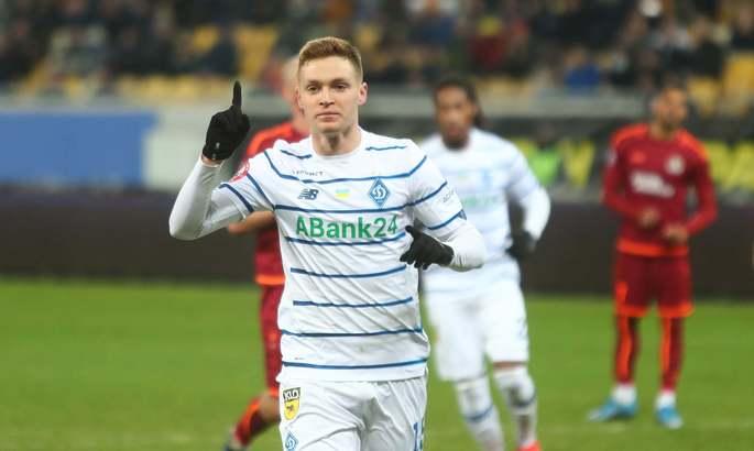 Цыганков обогнал Милевского и сравнялся с Гусевым по голам в УПЛ