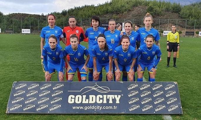 Женская сборная Украины в 2021 году сыграет матчи отбора на Евро и ЧМ