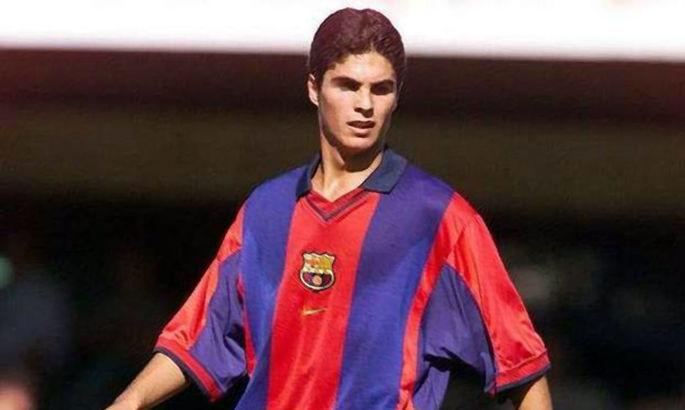 RAC1: Мікель Артета – кандидат від Жоана Лапорти на посаду головного тренера Барселони