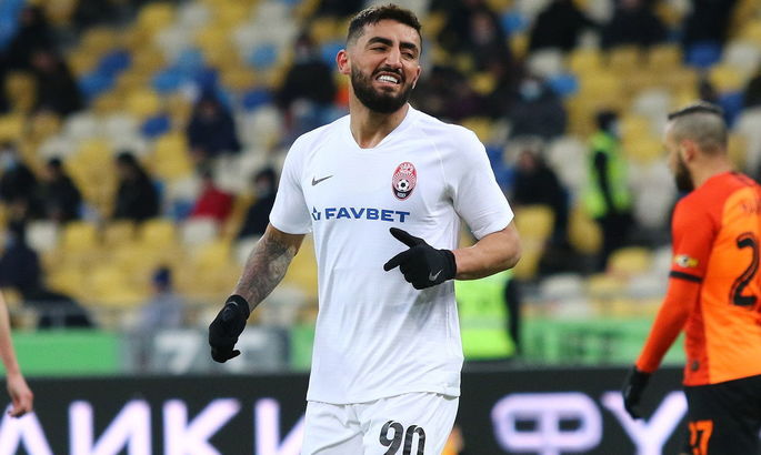 Герой футбольного дня. Аллахяр Сайядманеш