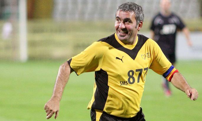Легенда румынского футбола Георге Хаджи отказал клубу из России