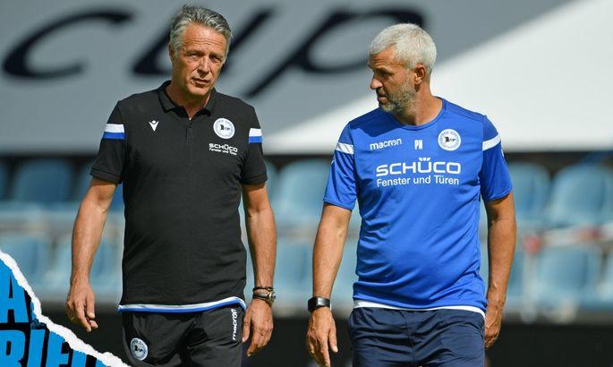 Арминия уволила Уве Нейгауза с поста главного тренера
