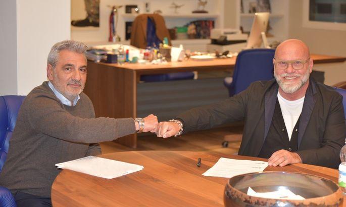 Офіційно: Кротоне має нового головного тренера – легенду Перуджі