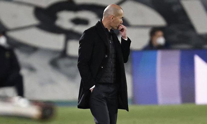 Зидан перечислил, что могло помешать Реалу обогнать Барселону в таблице